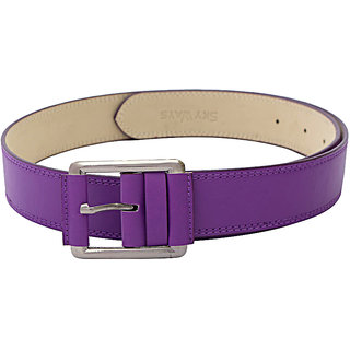 SkyWays subtle Quadra Buckle for Him in Plush Purple (BLM-CLR-PRPL)