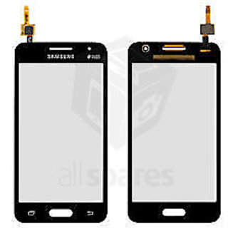 Replacement Touch Screen Glass Digitizer For Samsung Core 2 G355H -black