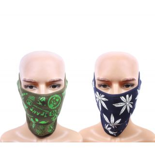 Sushito Set Of Two Anti Pollution  Ridding Face Mask JSMFHFM0571-JSMFHFM0592