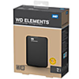 WD ELEMENT 1TB PORTABLE HARD DISK (USB 3.0+2.0) 3YEARS WARRANTY