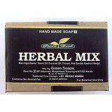 Handmade Herbal Mix Soap (Pack Of 6)