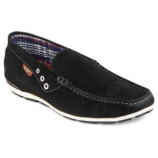 Lee Cooper Men's Black Formal Shoes (Option 10)