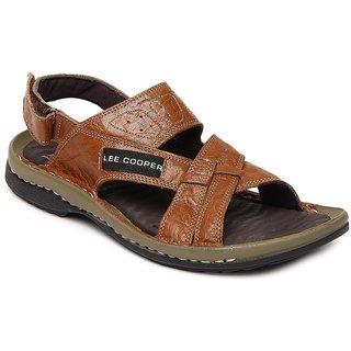 Lee Cooper Men's Tan Formal Shoes (Option 2)