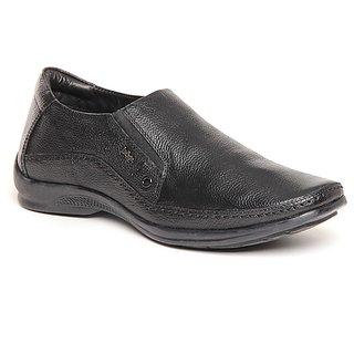 Lee Cooper Men's Black Formal Shoes (Option 13)