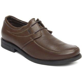 Lee Cooper Men's Brown Formal Shoes (Option 7)