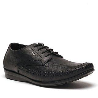Lee Cooper Men's Black Formal Shoes (Option 3)