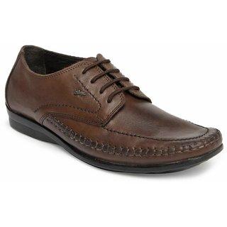 Lee Cooper Men's Brown Formal Shoes (Option 1)