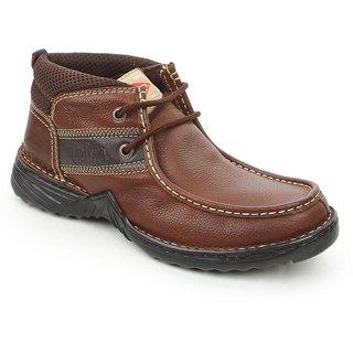 Lee Cooper Men's Brown Formal Shoes (Option 2)