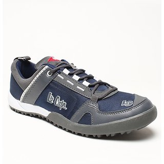 Lee Cooper Men's Blue Running Shoes (Option 1)