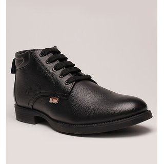 Lee Cooper Men's Black Outdoor Shoes (Option 2)
