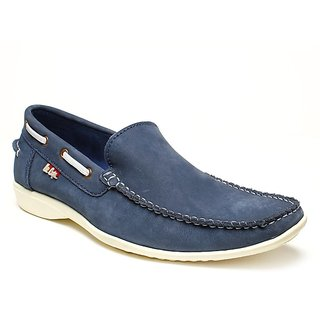 Lee Cooper Men's Blue Formal Shoes