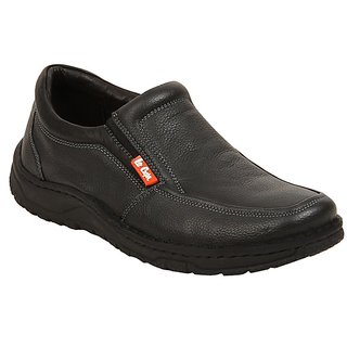 Lee Cooper Men's Black Formal Shoes (Option 5)