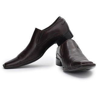Lee Cooper Men's Brown Formal Shoes (Option 4)