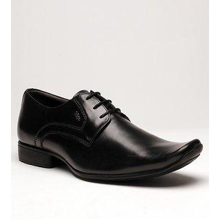 Lee Cooper Men's Black Formal Shoes (Option 9)