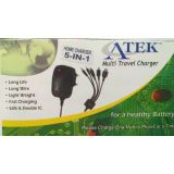 Home Mobile Charger 5 In 1 For Samsung Nokia And Others
