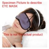 SRM (Best Health) - Sleeping Eye Mask
