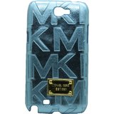 Snooky Stylish Blue Hard Back Cover For Samsung Galaxy Note 2 N7100 Td8706