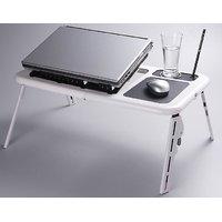 E Table Foldable & Portable Laptop Stand