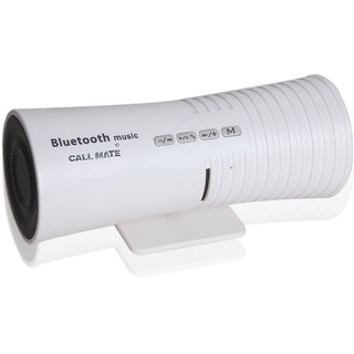Callmate Bluetooth Speaker 608-White