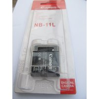 NB-11L Rechargeable Li-Ion BATTERY Pack For Canon A2300 A2400 IS A2600 A3400 IS