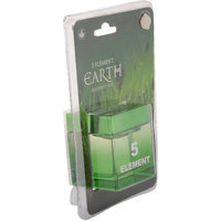 5 Element - Gel Based Car Air Freshener - Fragrance Earth-Green-60ml-AptElm04