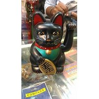 Feng Shui / Welcome Cat For Welcome Of Wealth And Good Luck