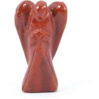 Red Jasper Angel 1 Inch