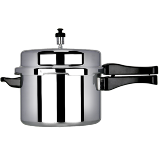 Sumeet Alluminium Pressure Cooker 9 Litre