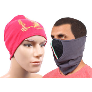 Sushito Set Of Two Anti Pollution  Ridding Face Mask JSMFHFM0558-JSMFHFM0731