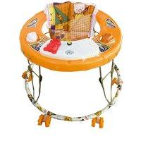 Suraj Baby Orange Color Musical Walker For Your Kids Se-w-38