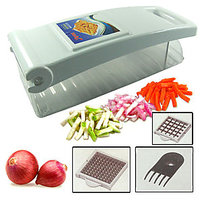 Apex Kitchen Master Vegetable Onion & Fruit Chopper Dicer - Premium Quality