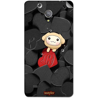 Instyler Mobile Skin Sticker For Micromax Superfone A101 MSMMXSUPERFONEA101DS-10075