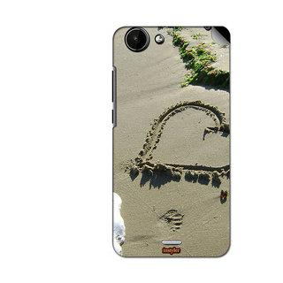 Instyler Mobile Skin Sticker For Micromax Canvas Nitro 3E352 MSMMXCANVASNITRO3E352DS-10105