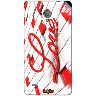 Instyler Mobile Skin Sticker For Micromax Superfone A101 MSMMXSUPERFONEA101DS-10131