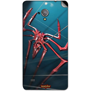 Instyler Mobile Skin Sticker For Micromax Superfone A101 MSMMXSUPERFONEA101DS-10159
