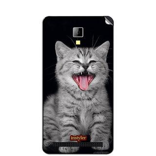 Instyler Mobile Skin Sticker For Micromax Bolt Q331 MSMMXBOLTQ331DS-10024