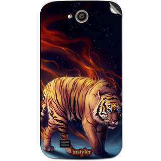 Instyler Mobile Skin Sticker For Micromax Canvas Elanza A93 MSMMXCANVASELANZAA93DS-10020