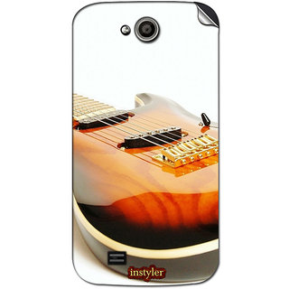 Instyler Mobile Skin Sticker For Micromax Canvas Elanza A93 MSMMXCANVASELANZAA93DS-10024