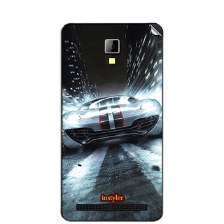 Instyler Mobile Skin Sticker For Micromax Bolt Q331 MSMMXBOLTQ331DS-10038