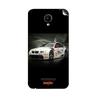 Instyler Mobile Skin Sticker For Micromax Bolt Q332 MSMMXBOLTQ332DS-10037