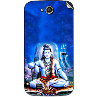 Instyler Mobile Skin Sticker For Micromax Canvas Elanza A93 MSMMXCANVASELANZAA93DS-10085