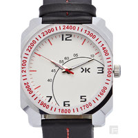 Killer White Dial Analog Watch For Men  KLW153SL