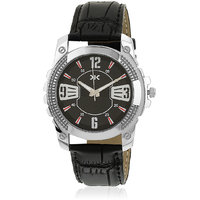 Killer Black Dial Analog Watch For Men  KLW169SLA