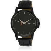 Killer Black Dial Analog Watch For Men  KLW205F