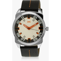 Killer White Dial Analog Watch For Men  KLW220H