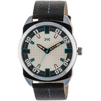 Killer White Dial Analog Watch For Men  KLW220J