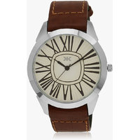 Killer White Dial Analog Watch For Men  KLW229E