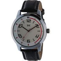 Killer White Dial Analog Watch For Men  KLW242D