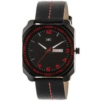 Killer Black Dial Analog Watch For Men  KLW5016C