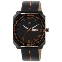 Killer Black Dial Analog Watch For Men  KLW5016E